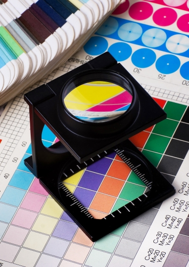 bigstockphoto Color Management Set 4881241